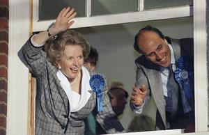 Thatcher ganó los comicios de 1979 en momentos en que el Partido Laborista estaba debilitado y el país parecía paralizado por las huelgas y la crisis económica.