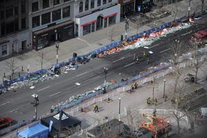 Un día después del atentado, Boston ha vivido momentos de tensión.