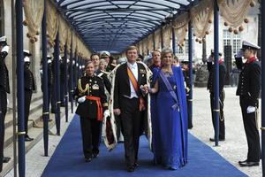 """El nuevo jefe del Estado de los Países Bajos aseguró que """"el hecho de que el rey no tenga responsabilidades políticas, no significa que no tenga responsabilidades"""", por lo que prometió sacar al país de los problemas que enfrenta."""