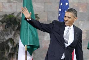 La visita de Obama fue la cuarta que realiza a México, pero la primera durante la gestión de Enrique Peña Nieto.