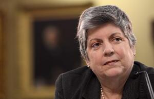 Janet Napolitano, secretaria de Seguridad Nacional de EU ocupa el octavo puesto.