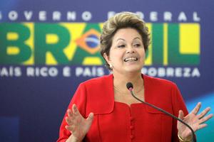 Además de Rousseff, primera presencia latina como cabeza de la emergencia económica de Brasil ocupa el segundo lugar.