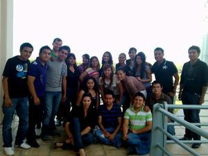 Rolando, Fernando, Enrique, Menny, Héctor, Rogelio, Cynthia, Luly, Jorge y Mely, entre otros.