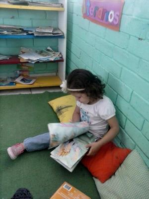 Abigail Quiroz Tapia, jardín de niños.