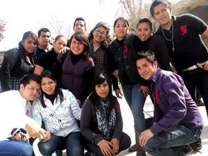 Denise, Uriel, Diana, Marín, Joulin, Génesis, Fabiola, Nora, Alejandro, Salvador, Ana Laura, Dulce y Luis, ITL.