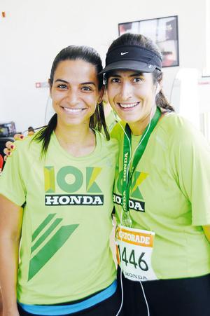 Cecy y Lorena.