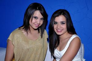 ALEJANDRA GUZMáN  y Ana García.