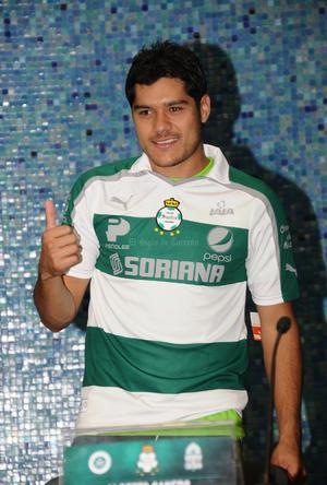 El mochitense quiere se campeón con Santos.