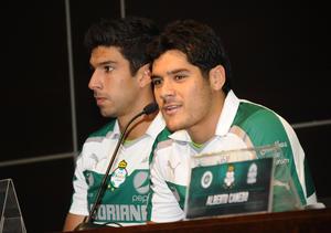 """Javier 'Chuletita' Orozco comentó: """"Todos estamos pensando en un mismo objetivo que es ser campeones""""."""