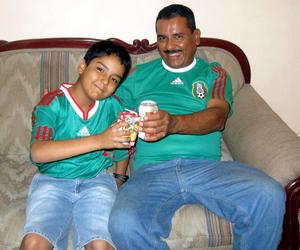 Diego Hernández y Armando Hernández.