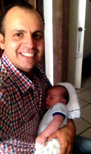Maximiliano y Juan.