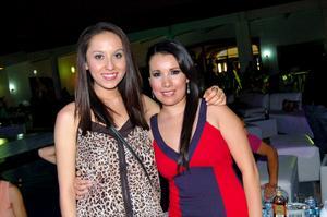 Blanca y Paola.
