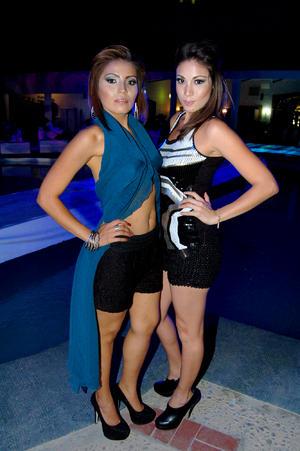Lucero y Alejandra.