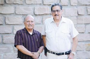 FRANCISCO  Javier García y Francisco Javier Salazar.
