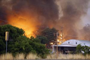 Diecinueve bomberos han perdido la vida en un incendio forestal que se ha registrado en el estado de Arizona.
