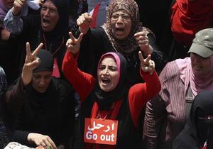 Las protestas surgieron como una manera de buena parte del pueblo egipcio para reclamar la renuncia de Mohamed Mursi.