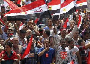 El proceder de la milicia de Egipto ocurre teniendo como antecedente inmediato las diversas protestas que el país estuvo viviendo en los últimos días.
