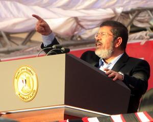 Las Fuerzas Armadas egipcias anunciaron que el presidente del Tribunal Constitucional Supremo asumirá provisionalmente la Presidencia de Egipto, en lugar del hasta ahora jefe del Estado, Mohamed Mursi.