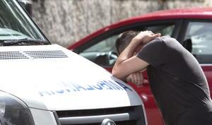 Los familiares de las víctimas lloraban en un punto de información cercano en busca de noticias de sus seres queridos.
