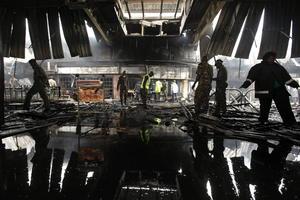 """""""Para nuestros estándares, esto es muy grave"""", dijo también el responsable de seguridad de la Autoridad Aeroportuaria de Kenia (KAA), Eric Kiraithe, quien remarcó que se desconoce la causa del incendio."""