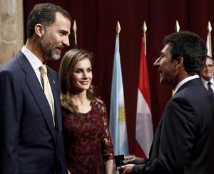 Considerado uno de los mejores de la historia, con dos Masters de Augusta y cuatro victorias en la Ryder Cup, el golfista español José María Olazábal fue declarado ganador del Premio Príncipe de Asturias de los Deportes 2013.