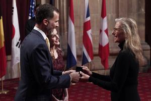 El Premio Príncipe de Asturias de Comunicación y Humanidades 2013 fue concedido a la fotógrafa estadounidense Annie Leibovitz como una de las dinamizadoras del fotoperiodismo mundial.
