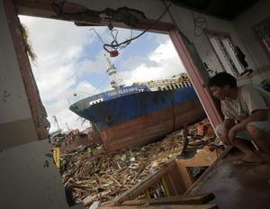 En las Filipinas, país que encara de forma regular sismos, erupciones volcánicas y ciclones tropicales, el tifón Haiyan parece ser el desastre natural más mortífero del que se tenga memoria en el archipiélago.