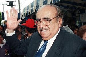 3 de septiembre. Ferriz | El periodista Pedro Ferriz Santa Cruz, uno de los personajes más emblemáticos de la radio y televisión mexicanas en los últimos 60 años, murió a los 92 años de edad.