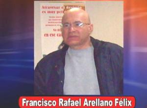 18 de octubre. Arellano Félix | Francisco Rafael Arellano Félix, el mayor de los siete hermanos que integraron el cártel de Tijuana, fue ejecutado en Los Cabos, Baja California Sur.