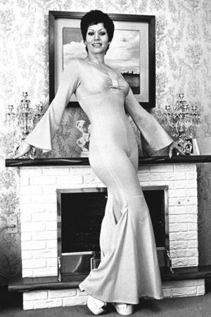 24 de octubre. Lepe | La actriz Ana Bertha Lepe falleció en la Ciudad de México, a los 80 años de edad.