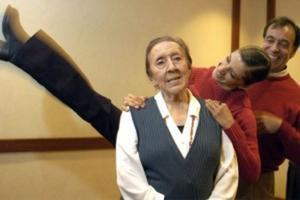 6 de noviembre. Guillermina Bravo | La coreógrafa Guillermina Bravo, la figura más importante de la danza en México, falleció a los 92 años de edad en la ciudad de Querétaro.
