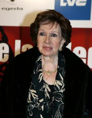 7 de noviembre. Rivelles | La actriz española Amparo Rivelles, que durante gran parte de su vida vivió y trabajó en México, murió a los 88 años de edad.
