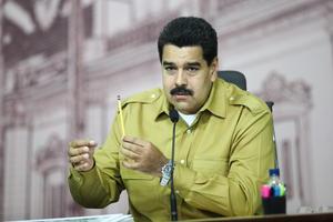 8 de marzo. Reacciones | Tras la muerte del presidente Hugo Chávez, el entonces vicepresidente Nicolás Maduro asume la presidencia de Venezuela.