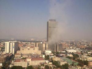 31 de enero. Tragedia | Una explosión en el complejo de la Torre Ejecutiva Pemex de la Ciudad de México deja 37 muertos y 126 heridos.