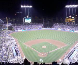 El estadio de los Dodgers, en los Ángeles, California, ocupó la octava posición.