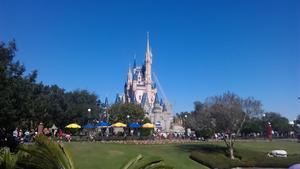 El lugar donde las fantasías se vuelven realidad ocupa el quinto lugar, Disney World Fantasyland Florida.