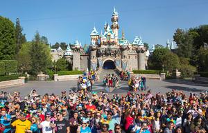 La casa de la felicidad y las sonrisas, en donde todos son niños, ocupa el tercer lugar. Disneyland, California.