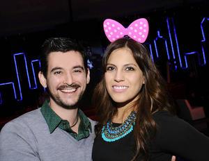 Alejandro y Elisa.