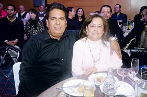 Guillermo y Sonia.