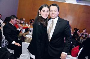 Jimena y Rafael.