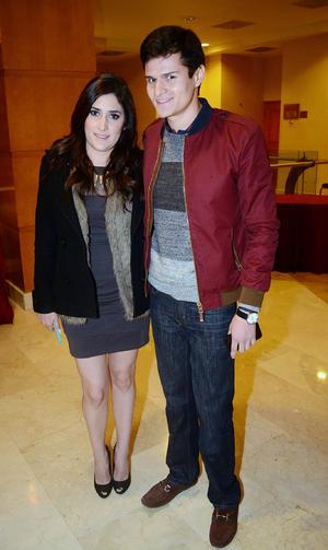 Karla y Manuel.