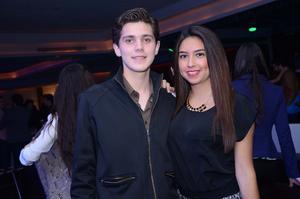 Diego y Andrea.