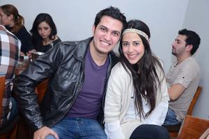Juan y Paola.