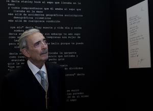 """Juan Gelman encarnaba """"la verdad del corazón y la verdad del mundo"""" y ahí iba dirigida su poesía, como él mismo recordó en su discurso de entrega del premio Cervantes en 2008."""
