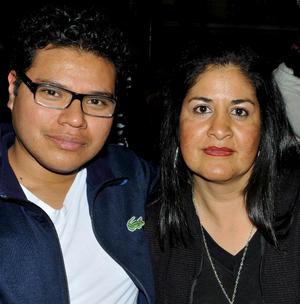 Paco y Sandra