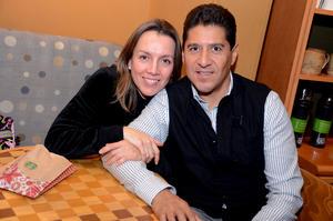 Vicky y José Luis.