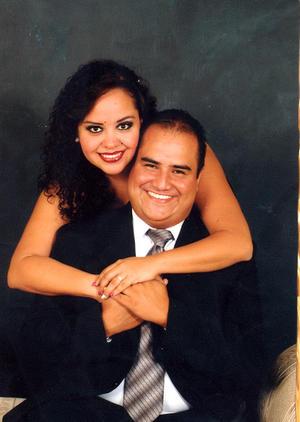 Mayra Lizeth Sandoval Sotelo y Luis Eduardo Gutiérrez Mendoza.