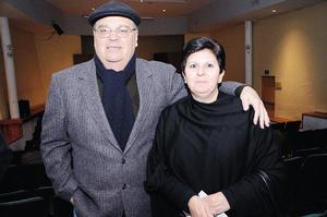 Karla y Alejandro.