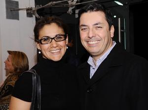Ana María y Juan Carlos.