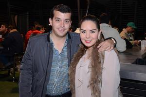 Carlos y Paola.